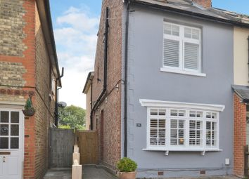 Thumbnail 4 bed end terrace house for sale in Alexandra Road, Thames Ditton