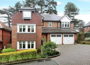 Thumbnail 6 bed detached house to rent in Redtiles Gardens, Kenley