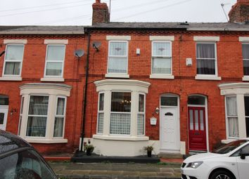 Thumbnail 3 bed terraced house for sale in Lisburn Road, Aigburth