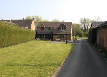 Thumbnail Detached house for sale in Doles Lane, Findern, Derbyshire