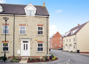 Thumbnail 4 bedroom end terrace house for sale in Dyson Road, Redhouse, Swindon