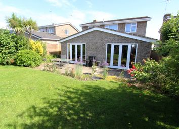 Thumbnail 4 bed detached house for sale in Chestnut Close, Torpoint