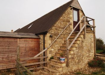 Thumbnail 1 bed flat to rent in Field Road, Chedworth, Cheltenham