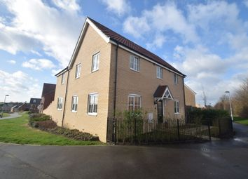 Thumbnail 5 bed detached house for sale in Ann Strutt Close, Hadleigh, Ipswich