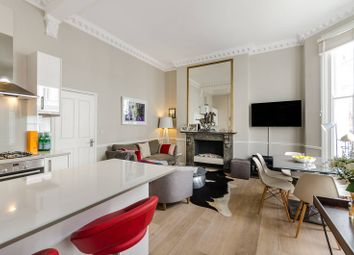 Thumbnail 1 bed flat to rent in Charleville Road, Barons Court