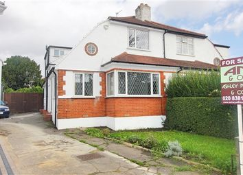 Thumbnail 4 bed semi-detached house for sale in Mollison Way, Edgware