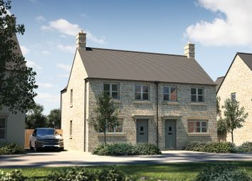 "Thumbnail 3 bedroom end terrace house for sale in ""The Barton"" at Kingfisher Road, Bourton-On-The-Water, Cheltenham"