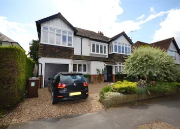Thumbnail 5 bed detached house for sale in Woodlands Road, Bushey