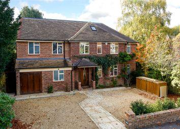 Thumbnail 5 bed detached house for sale in Corkran Road, Surbiton, Surrey