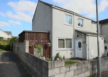 Thumbnail 2 bed end terrace house for sale in Kirkton Of Liff, Liff, Dundee