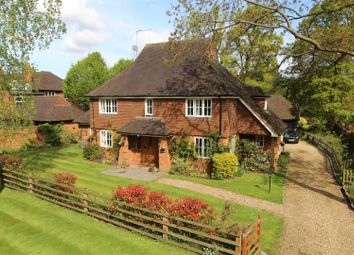 Thumbnail 5 bed detached house for sale in Coombe Lane, Worplesdon, Guildford