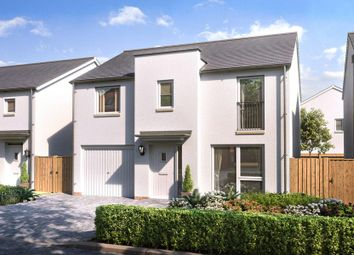 "Thumbnail 4 bedroom detached house for sale in ""Tait"" at King's Haugh, Peffermill Road, Edinburgh"