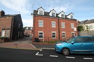 2 bed flat to rent in Clarence Court, Hillsborough, Sheffield S6