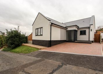 Thumbnail 3 bed bungalow for sale in Red Lion Lane, Sutton, Ely