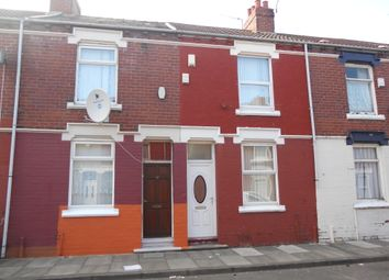 Thumbnail 2 bedroom terraced house to rent in Egerton Street, Middlesbrough