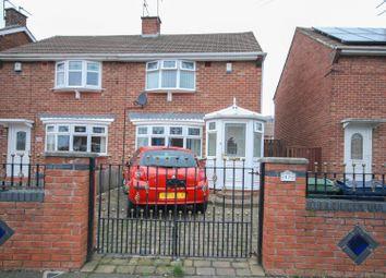 Thumbnail 2 bedroom semi-detached house for sale in Hartside Road, Sunderland