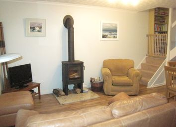 Thumbnail 2 bed end terrace house to rent in Riverside, Angarrack, Hayle