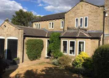 Thumbnail 4 bed detached house for sale in Shepley, Huddersfield, West Yorkshire