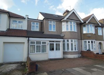 Thumbnail 6 bed terraced house for sale in Meadway, Ilford