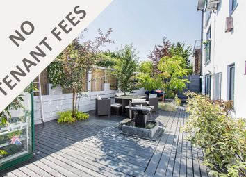 Thumbnail 2 bed end terrace house to rent in Latchmere Road, London