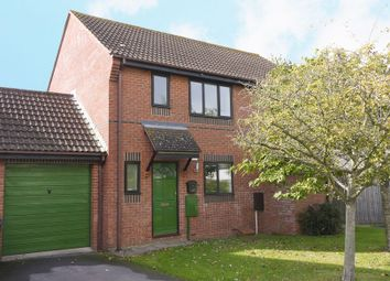 Thumbnail 3 bed semi-detached house to rent in Holley Close, Exminster, Exeter