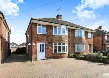 Thumbnail 3 bed semi-detached house for sale in Charlton Avenue, Ipswich
