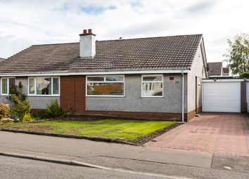 Thumbnail 2 bed semi-detached house for sale in Glenview Crescent, Moodiesburn, Glasgow