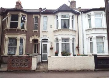 Thumbnail 3 bed terraced house to rent in East Ham, Lodnon
