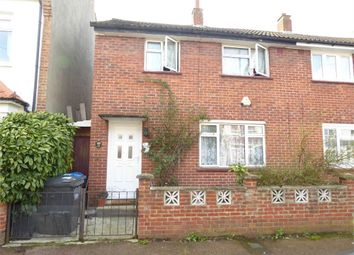 Thumbnail 3 bed semi-detached house for sale in Macclesfield Road, London