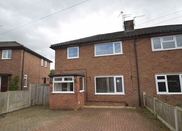 Thumbnail 4 bed semi-detached house to rent in Hallcroft Gardens, Newport