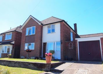 Thumbnail 4 bed detached house for sale in Ewhurst Close, South Cheam