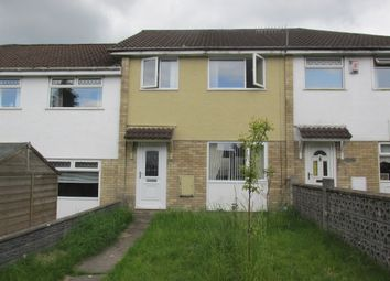 Thumbnail 3 bed terraced house for sale in Kidwelly Grove, Castle Park, Merthyr Tydfil