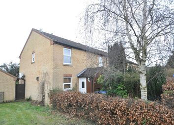 Thumbnail 2 bed end terrace house for sale in 24 Oaktree Garth, Welwyn Garden City, Hertfordshire