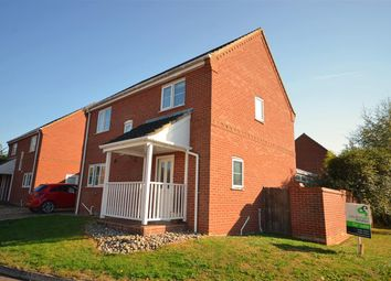 Thumbnail 3 bed property for sale in Yareview Close, Reedham, Norwich
