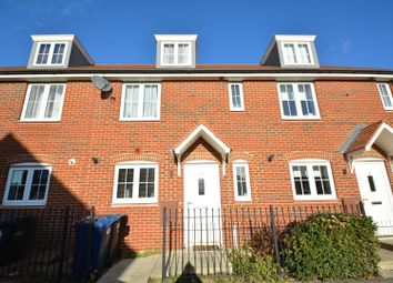 4 bed terraced house for sale in Violet Way, Yaxley, Peterborough PE7