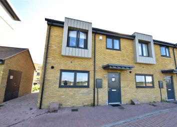 Thumbnail 3 bed end terrace house to rent in Riverside Wharf, Dartford, Kent