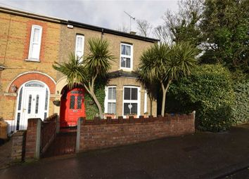 Thumbnail 3 bedroom end terrace house for sale in Clarence Road, Grays, Essex
