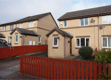 Thumbnail 2 bed semi-detached house to rent in Bell House Avenue, Bradford