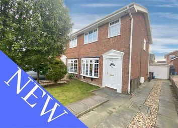 3 bed semi-detached house for sale in Snowdon Avenue, Bryn Y Baal, Flintshire CH7