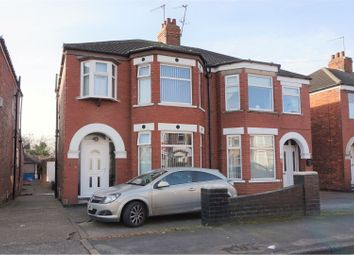 Thumbnail 3 bedroom semi-detached house for sale in Guildford Avenue, Hull