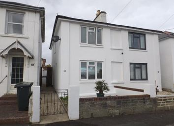Thumbnail 2 bed semi-detached house for sale in Mount Street, Ryde