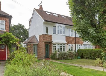 Thumbnail 3 bed maisonette for sale in Speer Road, Thames Ditton