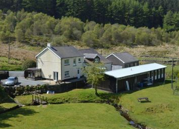 Thumbnail 6 bed detached house for sale in Diffwys, Tregaron, Ceredigion