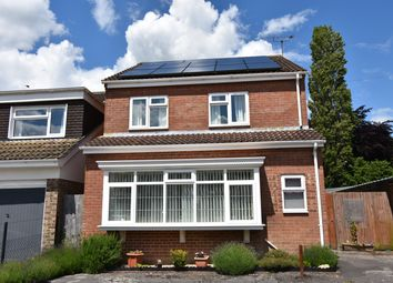 Thumbnail 4 bed detached house for sale in Webbs Way, Burbage, Marlborough
