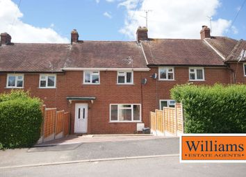 Thumbnail 2 bed terraced house for sale in Princess Avenue, Holmer, Hereford