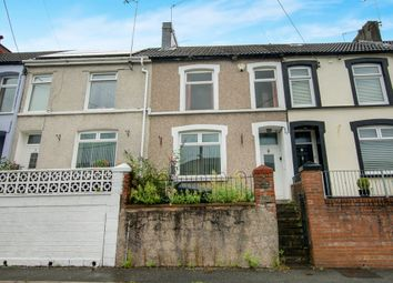 Thumbnail 3 bed terraced house for sale in Woodlands, Troedyrhiw, Merthyr Tydfil