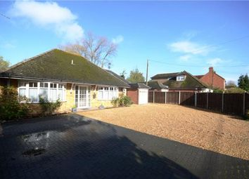 Thumbnail 4 bed detached bungalow for sale in Seale Lane, Seale, Farnham