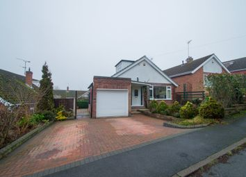 Thumbnail 3 bed detached bungalow to rent in Rancliffe Avenue, Keyworth, Nottingham