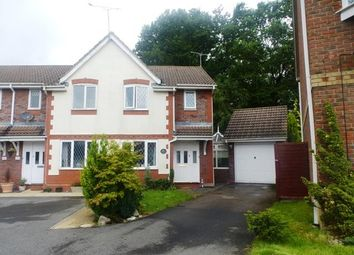 Thumbnail 2 bedroom semi-detached house to rent in Hodgkin Close, Maidenbower, Crawley