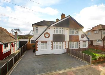 4 bed semi-detached house for sale in Old Farm Avenue, Sidcup, Kent DA15